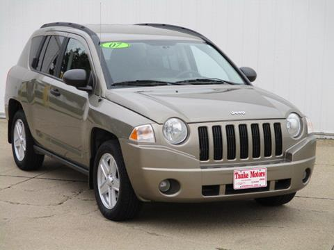 2007 Jeep Compass for sale in Dyersville, IA