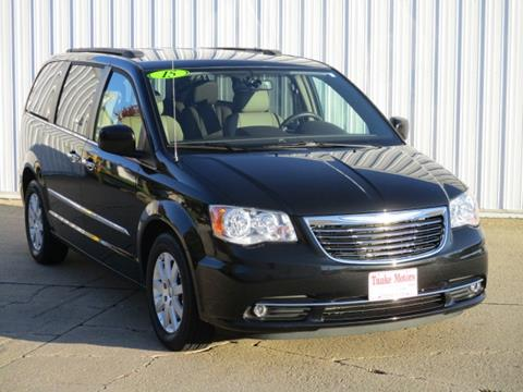 2015 Chrysler Town and Country for sale in Dyersville, IA