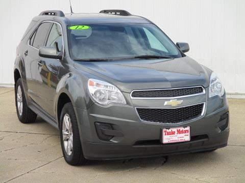 2012 Chevrolet Equinox for sale in Dyersville, IA