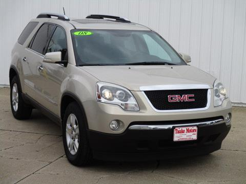2008 GMC Acadia for sale in Dyersville, IA