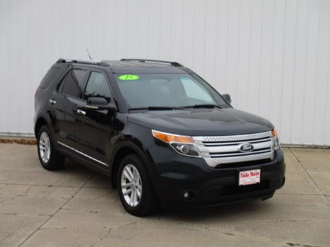 2015 Ford Explorer for sale in Dyersville, IA