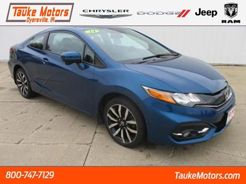 2014 Honda Civic for sale in Dyersville, IA