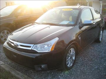 2008 Ford Focus for sale in Cinnaminson, NJ