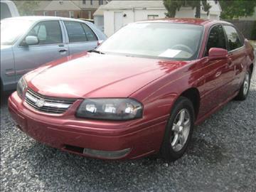 2005 Chevrolet Impala for sale in Cinnaminson, NJ