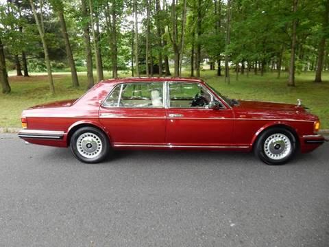 1996 Rolls-Royce Silver Spur for sale at PALMA CLASSIC CARS, LLC. in Audubon NJ