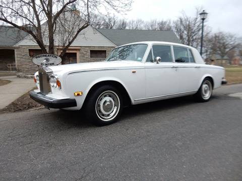 1976 Rolls-Royce Silver Shadow for sale at PALMA CLASSIC CARS, LLC. in Audubon NJ