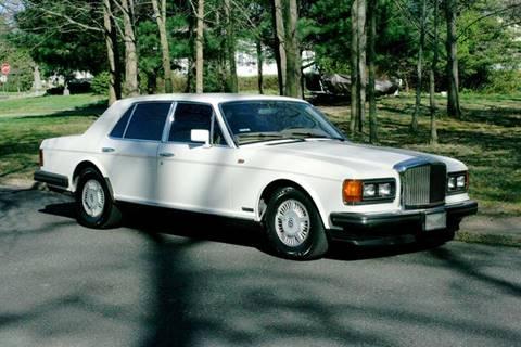 1988 Bentley Mulsanne for sale at PALMA CLASSIC CARS, LLC. in Audubon NJ