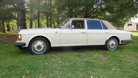 1988 Rolls-Royce Silver Spur for sale in Audubon, NJ