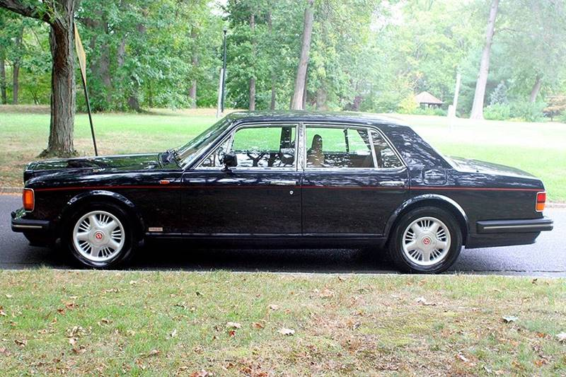 1991 Bentley Turbo R for sale at PALMA CLASSIC CARS, LLC. in Audubon NJ