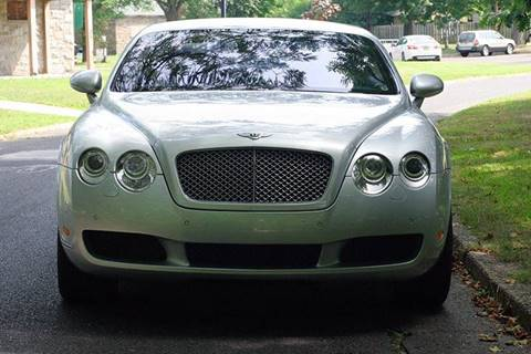 2004 Bentley Continental GT for sale in Audubon, NJ