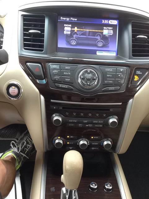 2014 Nissan Pathfinder Hybrid Platinum 4dr SUV - Eads TN