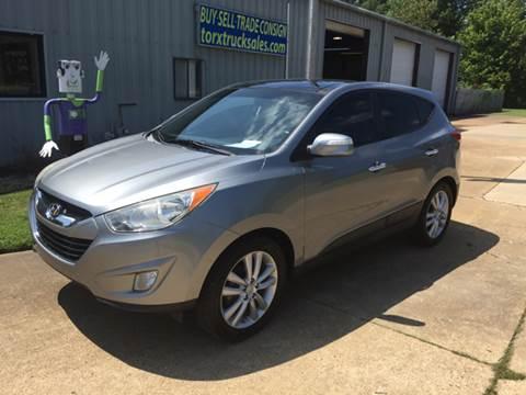 2010 Hyundai Tucson for sale in Eads, TN