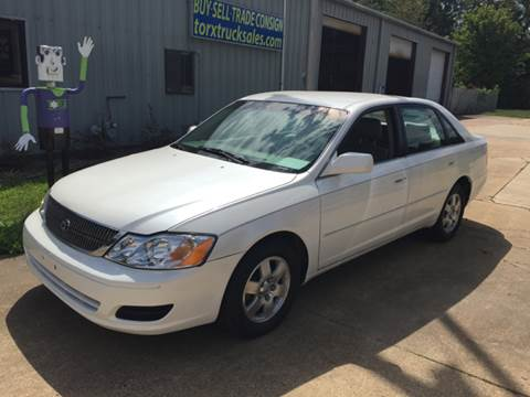 2002 Toyota Avalon for sale in Eads, TN
