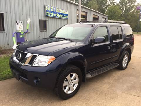 2008 Nissan Pathfinder for sale in Eads, TN