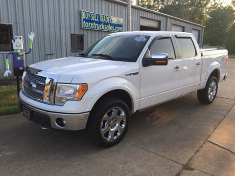 2011 Ford F-150 for sale in Eads, TN