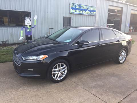 2013 Ford Fusion for sale in Eads, TN