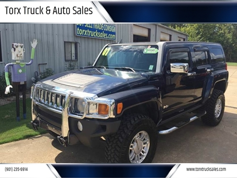 2007 HUMMER H3 for sale in Eads, TN