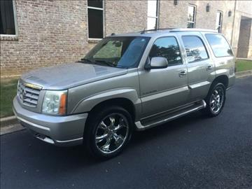 2005 Cadillac Escalade for sale in Eads, TN