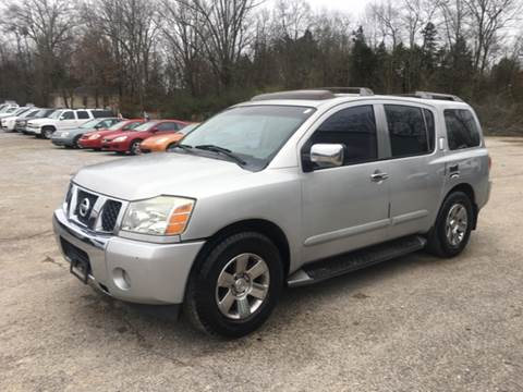 2004 Nissan Armada for sale in Eads, TN