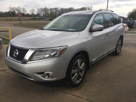 2013 Nissan Pathfinder for sale in Eads, TN