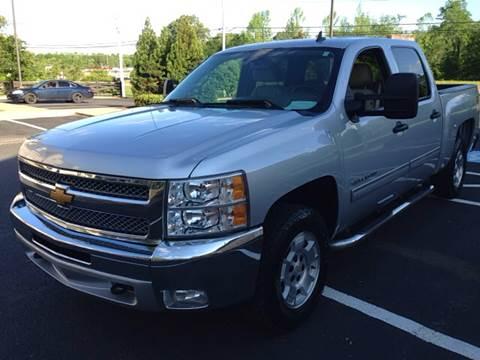 2013 Chevrolet Silverado 1500 for sale in Eads, TN