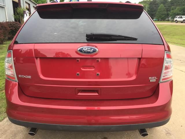 2008 Ford Edge AWD SEL 4dr SUV - Eads TN
