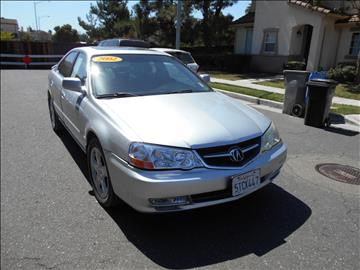 2002 Acura TL for sale in San Jose, CA