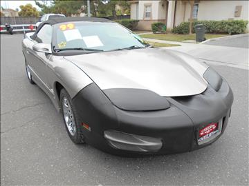 1999 Pontiac Firebird for sale in San Jose, CA