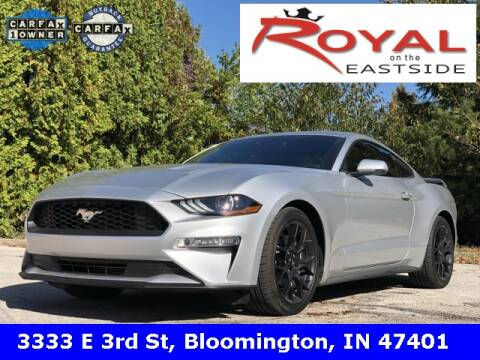 2018 Ford Mustang for sale in Bloomington, IN