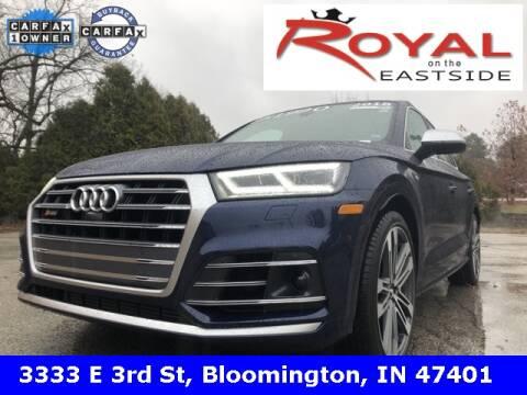 2018 Audi SQ5 for sale in Bloomington, IN