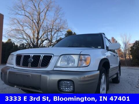2001 Subaru Forester for sale in Bloomington, IN