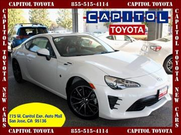 2017 Toyota 86 for sale in San Jose, CA