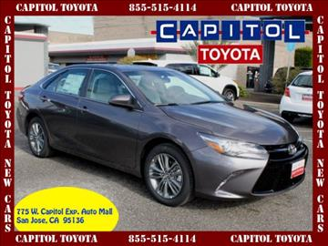 2017 Toyota Camry For Sale Carsforsale Com