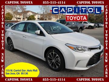 2017 Toyota Avalon for sale in San Jose, CA