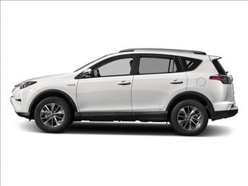 2017 Toyota RAV4 Hybrid for sale in San Jose, CA