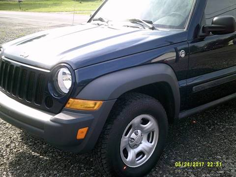 2006 Jeep Liberty for sale in Hilton, NY