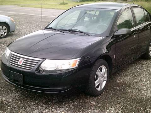 2007 Saturn Ion for sale in Hilton, NY