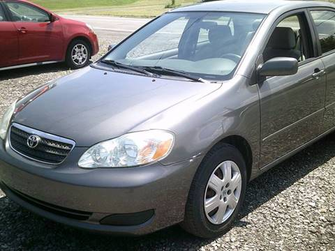 2007 Toyota Corolla for sale in Hilton, NY