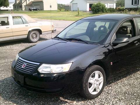 2006 Saturn Ion for sale in Hilton, NY