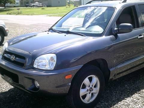 2005 Hyundai Santa Fe for sale in Hilton, NY