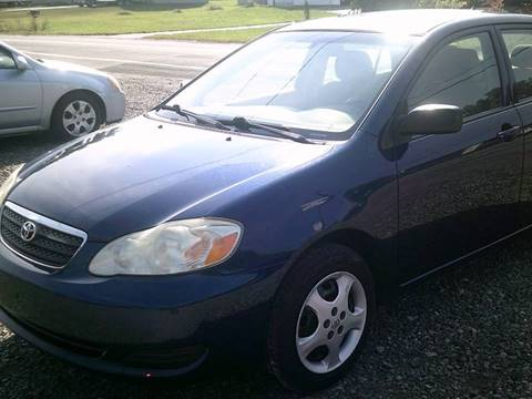 2006 Toyota Corolla for sale in Hilton, NY