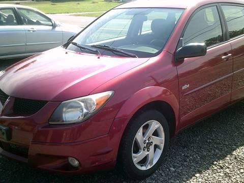 2004 Pontiac Vibe for sale in Hilton, NY