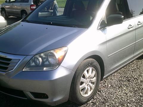 2008 Honda Odyssey for sale in Hilton, NY