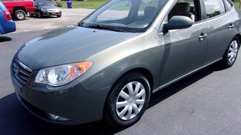 2009 Hyundai Elantra for sale in Hilton, NY