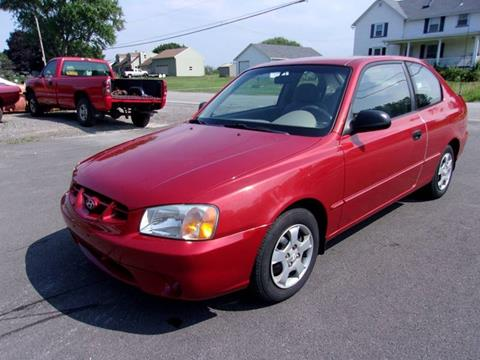2000 Hyundai Accent for sale in Hilton, NY