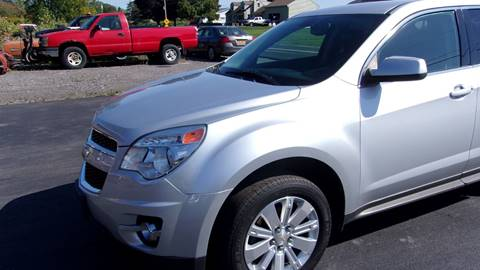 2011 Chevrolet Equinox for sale in Hilton, NY