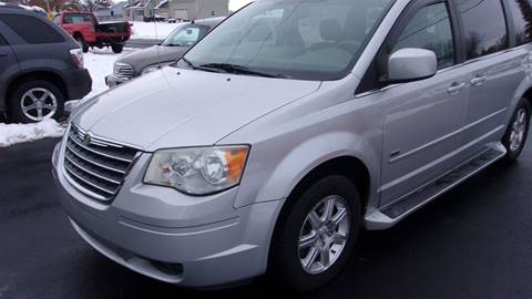 2008 Chrysler Town and Country for sale in Hilton, NY