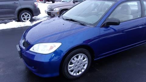 2005 Honda Civic for sale in Hilton, NY