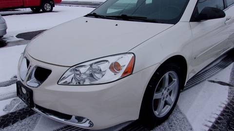 2008 Pontiac G6 for sale at Eagle's Wings Auto Sales in Hilton NY