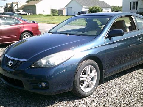 2007 Toyota Camry Solara for sale in Hilton, NY